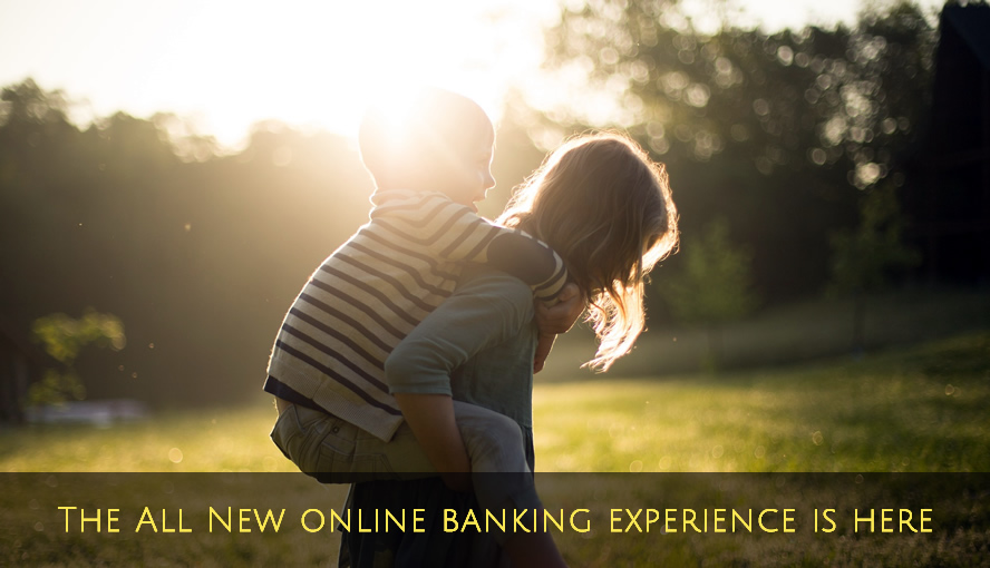 The All New online banking experience is here